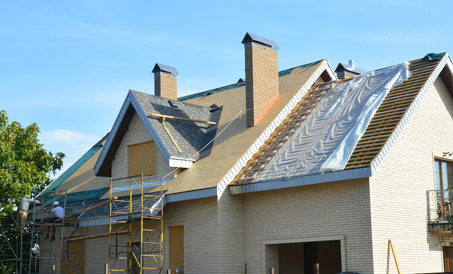 South Shore Roofing Pros - Roof Installation