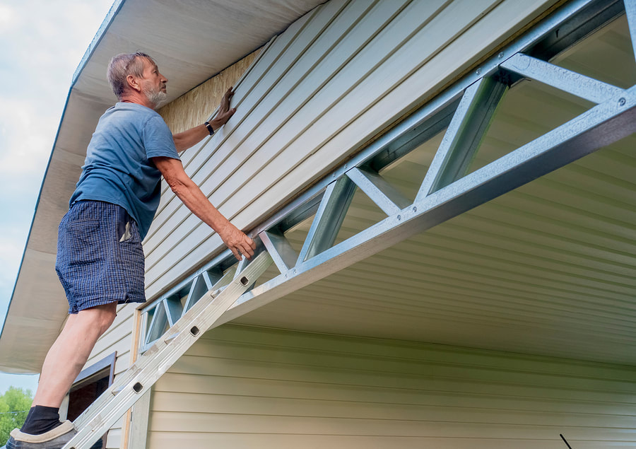 South Shore Roofing - Siding